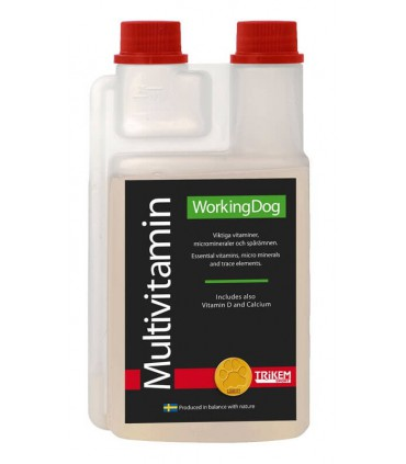 WorkingDog Multivitamine