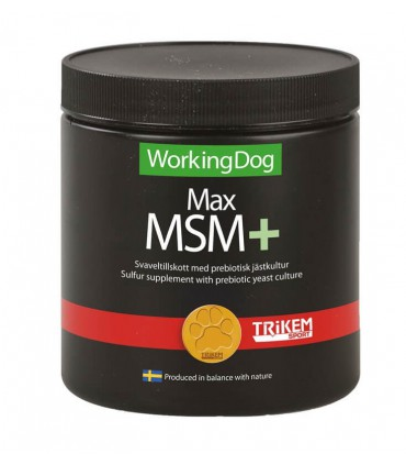 WorkingDog Max MSM - TRIKEM